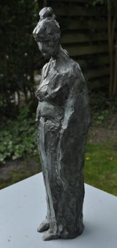 GEISHA, Brons 30 cm
